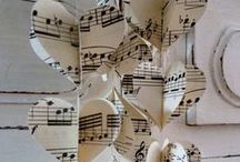 Music Themed Decor / by lauravegas