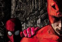 Heroes and Villains / Comic/graphic novel favorites. / by Kristen