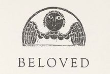 """Beloved "" by Toni Morrison 1987 / by Diane Doute-Leverette"