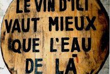 Promotion du vin