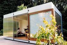 Backyard studios + garden offices