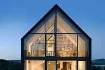 Modern Barn House
