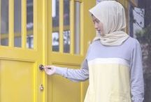 Eclemix Line / Eclemix Line Clothing, modern and simple muslim fashion.