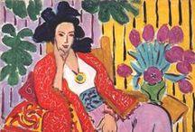 Matisse  Art / Paintings by Matisse