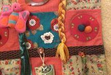 Alzheimer Fidget Quilts / how to make fidget quilts for patients