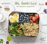 Healthy Lunches / Mostly bento boxes and other healthy  meals.