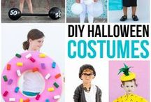 Halloween / Everything Halloween from DIY costumes to pumpkin carving, Halloween recipes, halloween decor, family costumes, and all things October, Halloween, Day of the Dead, Dia De Los Muertos