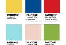 Color Inspo / Awesome color palettes, inspiring color combos, and other color ideas