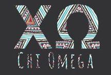 || Chi Omega || / Chio Chi Omega  / by Megan Ashton