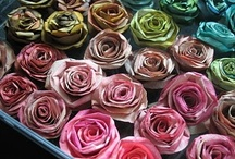 Paper & Fabric Flowers / by emzoloves