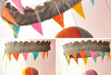 Mobiles & Garlands / by emzoloves