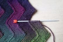 Knitting inspiration! / A collection of photos and patterns that inspired my knitting creativity!