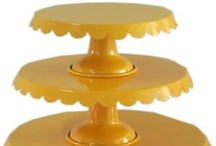 Cake Stands & Toppers! / by Trophy Cupcakes & Party