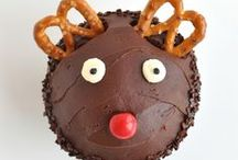Let's Holiday Party! / fun, festives and sparkles for holiday soirees!  / by Trophy Cupcakes & Party
