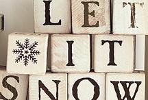 *♥* Wonderful Winter *♥* / by Bonnie Lucente