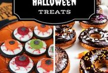Halloween / Halloween ideas and food recipes