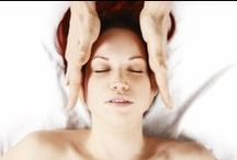 Healing Touch / Massage and spa treatments, touch therapy, facials, and holistic practices for health and wellness