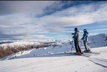 Skiing and Snowboarding / Regarded as one of the best ski towns in the world, Wanaka offers avid skiers and boarders the best and largest terrain in the southern hemisphere.
