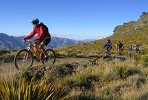 Mountain biking / Renowned for its breathtaking scenery, Lake Wanaka offers some of the most unforgettable road and mountain biking in New Zealand. There are plenty of family-friendly off-road trails by the lakes, rivers or through the woodland or join a guided bike tour to make the most of the region's bike network.