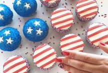 Let's 4th of July Party! / The 4th of July / by Trophy Cupcakes & Party