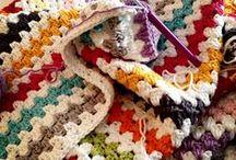 Crochet / by Liane Hertzog