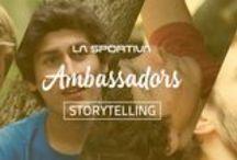La Spo People / Our athletes and ambassadors
