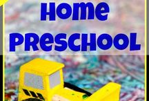 Home Preschool / by Amanda Tengler