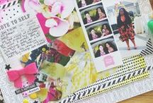 Scrapbooking + Project Life / Crafts: Scrapbooking + Scrappin, Project Life and other memory keeping with paper crafts papercrafts
