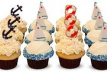 Let's Nautical Party!  / ahoy!  / by Trophy Cupcakes