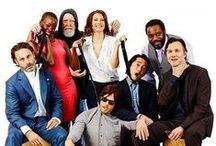 The Walking Dead Cast  / @ #SDCC 2013 @ Singapore 2014