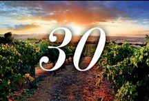 30 Days of California Wine / In honor of California Wine Month 2013, Touring & Tasting is celebrating by listing the reasons why we love California wineries!