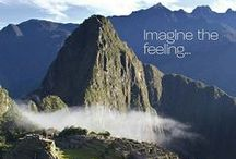 EcoTours - Peru / You're invited! Join Organic Spa Magazine on an amazing travel adventure | EcoTours - Destination #Peru | Indulge, relax, and immerse yourself in Peru's ancient culture and vibrant traditions. From sunrise yoga to luxurious spa treatments in the cloudforests below Machu Picchu, this exclusive adventure will surely rejuvenate your soul and spirit! #OSMEcoTours