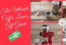 Holiday List / Ultimate Coffee lover's Gift Guide!