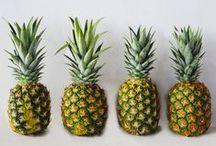 • pineapples •