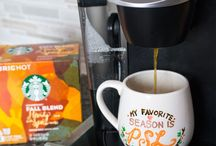 Enjoying the Coffee Life - Smell + Slurp + Savor / Did you know there is a method to tasting coffee? Celebrate the favorites of fall and #SavorEverySip with #StarbucksAtHome. From Pumpkin Spice Latte to Fall Blend, you can enjoy Starbucks coffees at home with your Keurig.