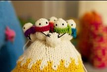 Knitting Inspiration / Things I'd like to make, copy or tips and techniques.