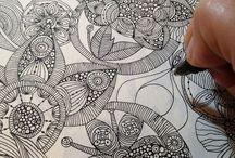 Doodles / by Vivian Garcia Novillo