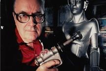 Sci-Fi / Science fiction = tomorrow's tech / by Scott Kinney