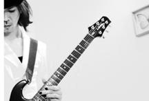 Guitar / by Jake Cloudchair
