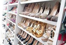 from zero to sky high shoe addiction / by Tiz E. Ana
