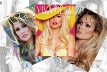 Inside the Print Issues of VIVA GLAM MAGAZINE / Subscribe to our Digital Edition http://vivaglammagazine.com/subscribe.html