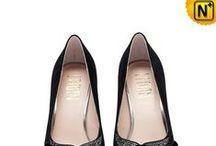 Women Leather Pumps Heels / Latest, most fashionable leather pumps, heels for women.