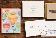 Stationery, not Stationary / Our ever evolving and always amazing stationery line. / by Paper Source