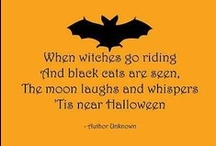 Hallows Eve / Truly one of my favorite holidays