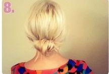 cute hair / by Sara Mischo
