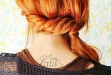 hair / by Sophie Schurink
