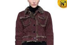 Shearling Fur Coats For Women / Great designer, fashionable shearling sheepskin coats for women.