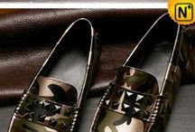 Men Leather Loafers / Great design, comfortable leather tods shoes for men.