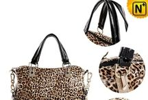 Women Leather Satchel Bags / Fashionable leather satchel bags for women, can be used in several ways.