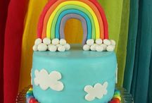 Party cakes / Handmade cakes that I love or get inspired!